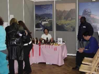Rising Dragon Feng Shui at The Healing Arts Festival