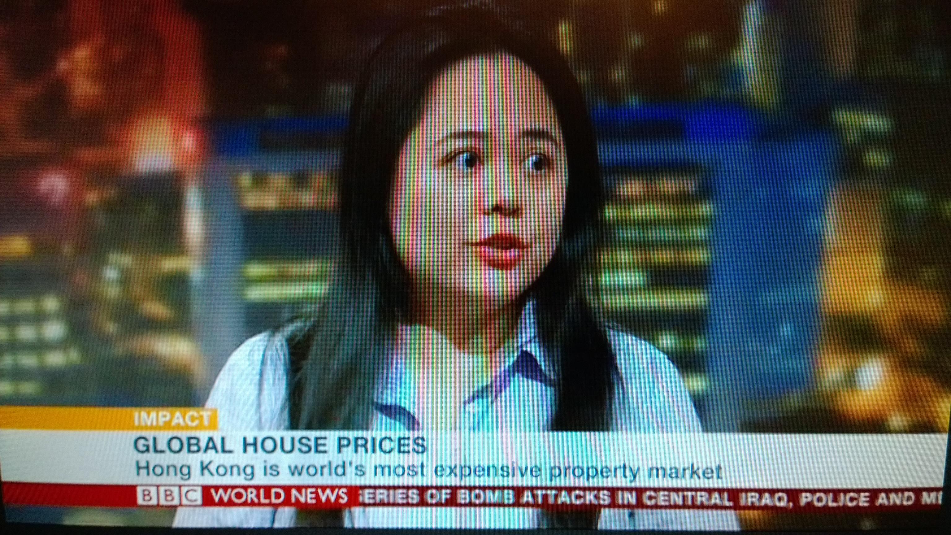 Master Ang on BBC World News