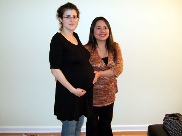 Sussan pregnancy