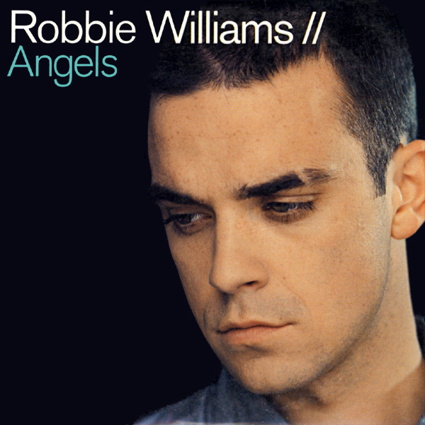 Robbie Williams Angels cover