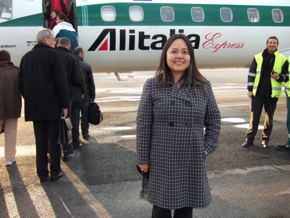 Master Ang has previously visited Italy to Feng Shui both personal residences and factories