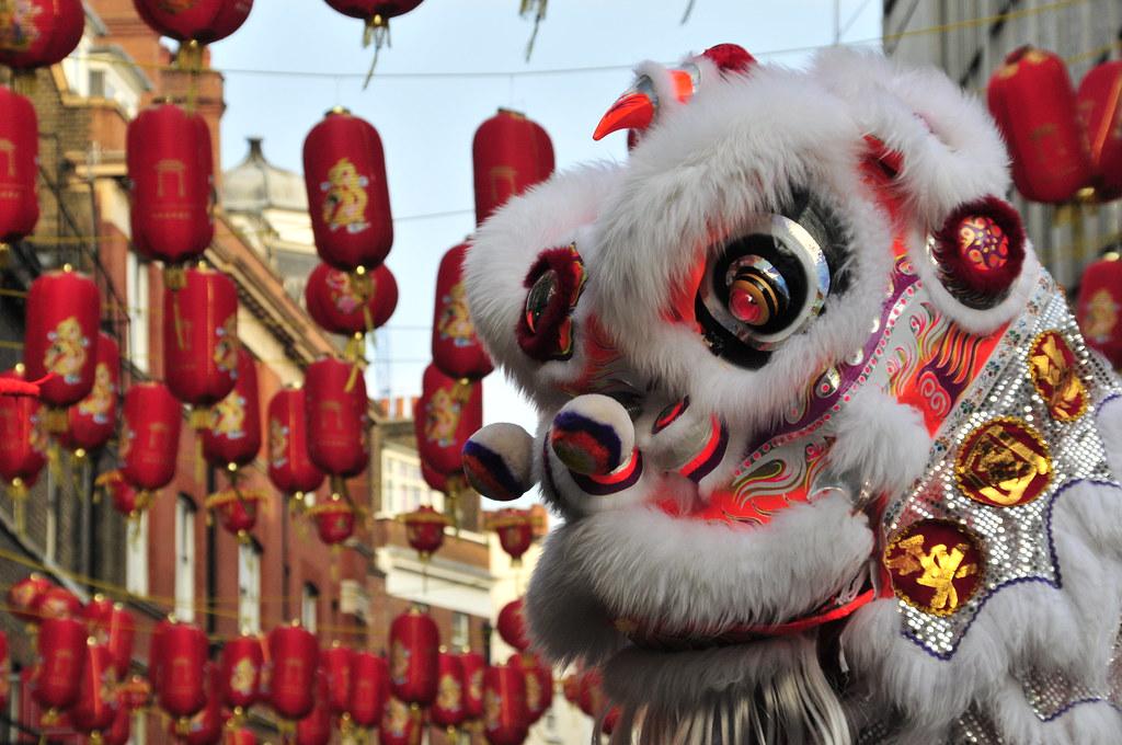 London Chinatown CNY celebrations