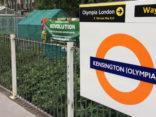 Kensington Olympia station